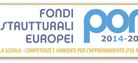 Avviso Piano PON di Inclusione sociale Prot. AOODGEFID/10862 del 16/09/2016
