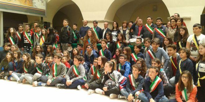 Convegno Nazionale dei Minisindaci d'Italia a San Giovanni Rotondo (FG)